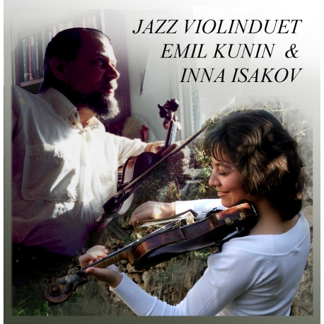 СD Jazz for two violins